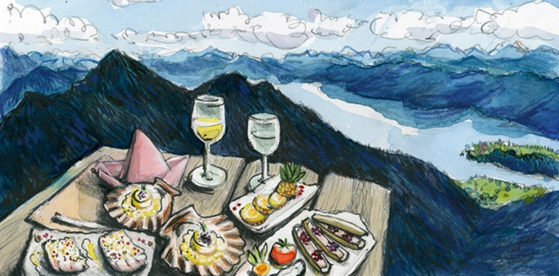 Gourmetkritik von Christian Seiler