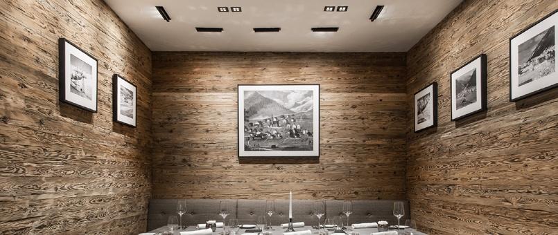 Beleuchtungskonzept 2.0 im Restaurant STÜVA