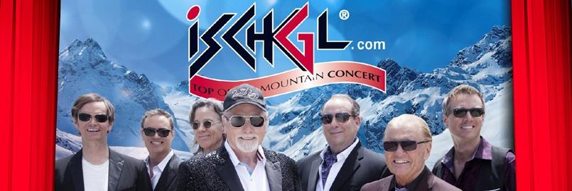 Ischgl Winter Opening 2015 mit den Beach Boys