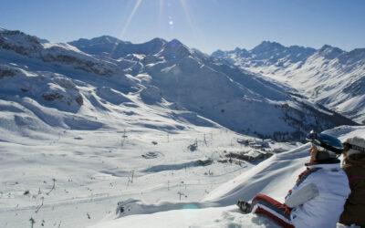 Ski Frühling mit Firngenuss in Ischgl
